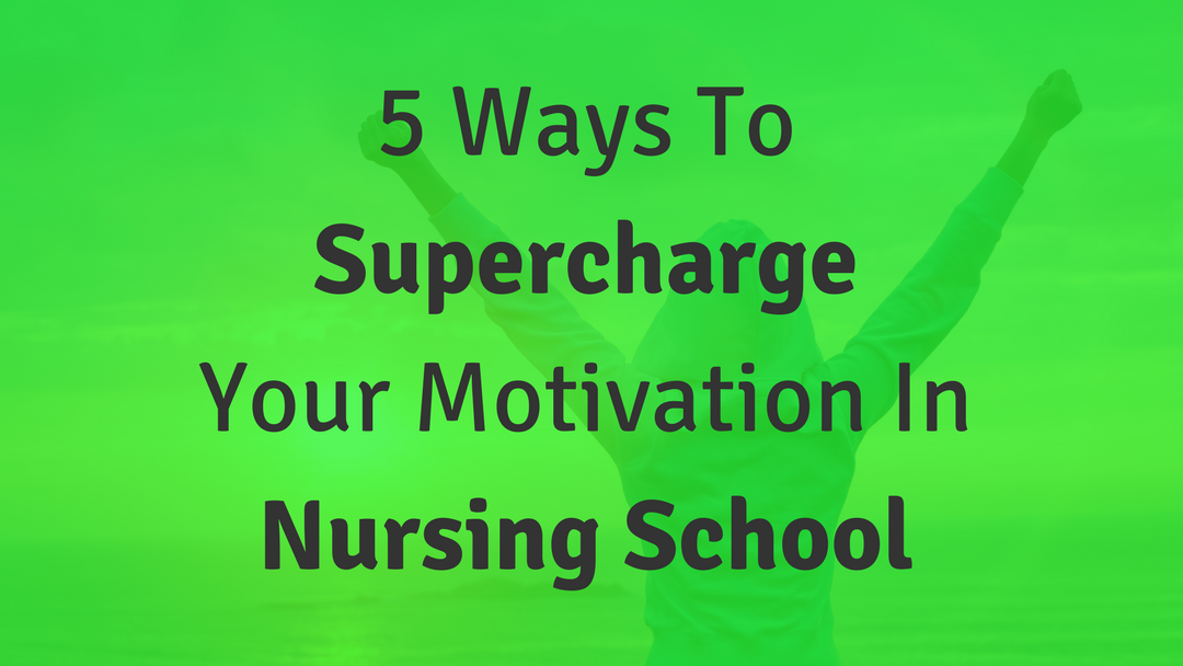 5 Ways to Supercharge Your Motivation